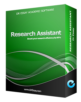 Dr Essay Research Assistant